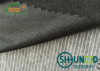 Optical White Non Woven Interlining With Nylon / Polyester Composition