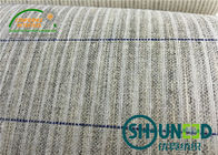 Woven fusing Interlining with 150cm width , fusible fleece interfacing for suits