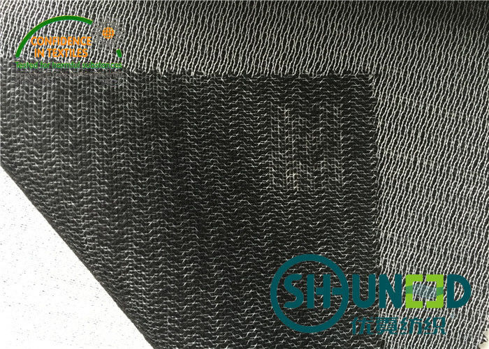 Jackets Fusible Interlining Powder Dot Tricot Knitted B1500