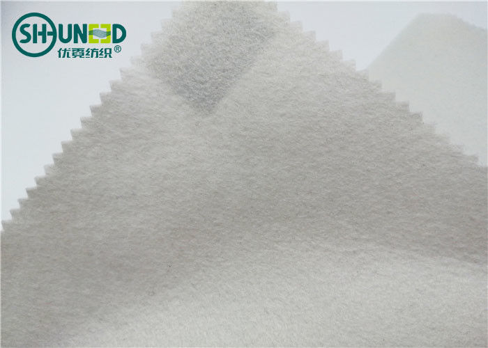 White / Black Needle Punch Nonwoven For Geotextile Carpet Cloth Shoes