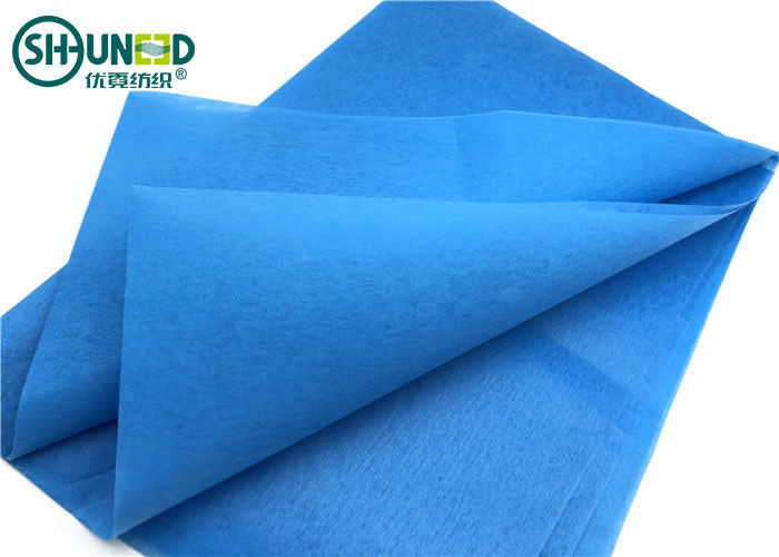 Colorful 100% Polyester	Needle Punch Nonwoven 30gsm For Gift Decoration